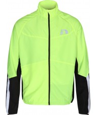 Newline 14008-090-S Mens visio jaqueta amarela - tamanho s