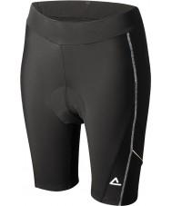 Dare2b DWJ065-80008L Ladies explodido shorts pretos - xxs tamanho (8)