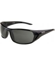 Bolle Blacktail brilhantes óculos de sol TNS preto
