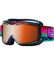 Bolle 20938 Monarca diamante negro - modulador citrus arma óculos de esqui