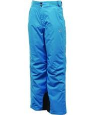 Dare2b DKW033-3PAC03 Crianças reviravolta calças de neve Blue Reef - 3-4 anos
