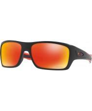 Oakley Oo9263 63 37 óculos de sol de turbina