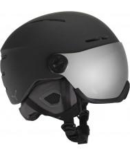 Cebe CBH125 Fireball esqui preta capacete de esqui - 58-62cm