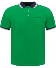 Dare2b DMT318-3BL80-XL Homens com menos de camisa pólo verde regra Trek - tamanho xl
